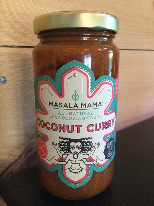 Cooking Sauce, Coconut Curry