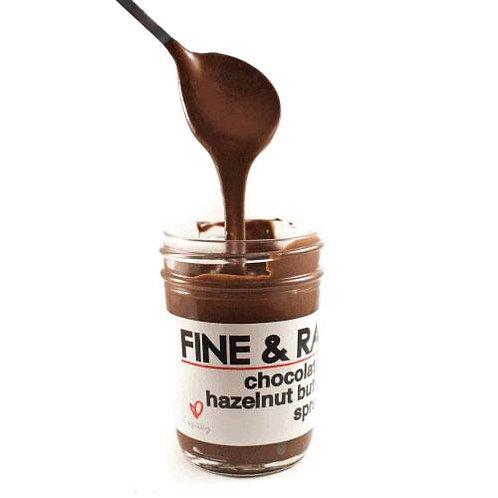 Spread, Chocolate Hazelnut Butter