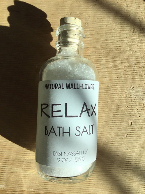 Bath Salt, Relax