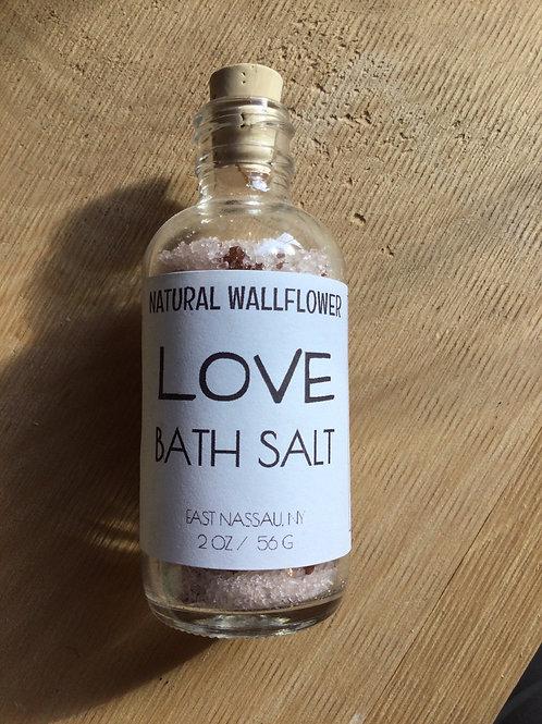 Bath Salt, Love