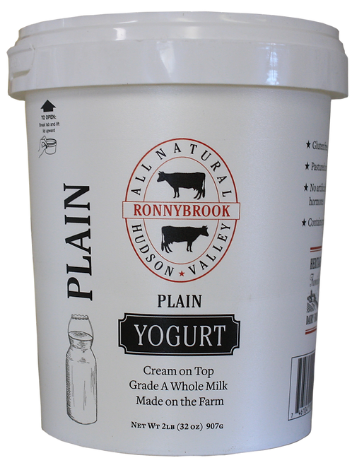 Yogurt, Plain - Ronnybrook