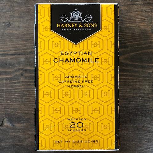 Tea Bags, Egyptian Chamomile - Harney & Sons