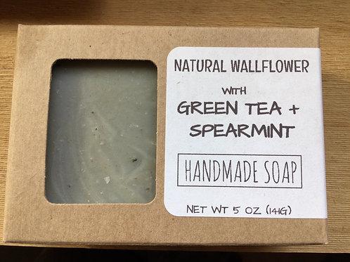 Soap, Green Tea + Spearmint
