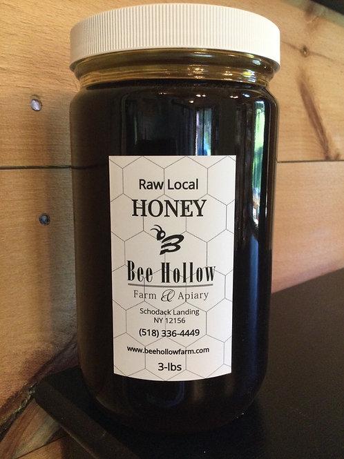 Honey, Dark Wildflower - 3lb