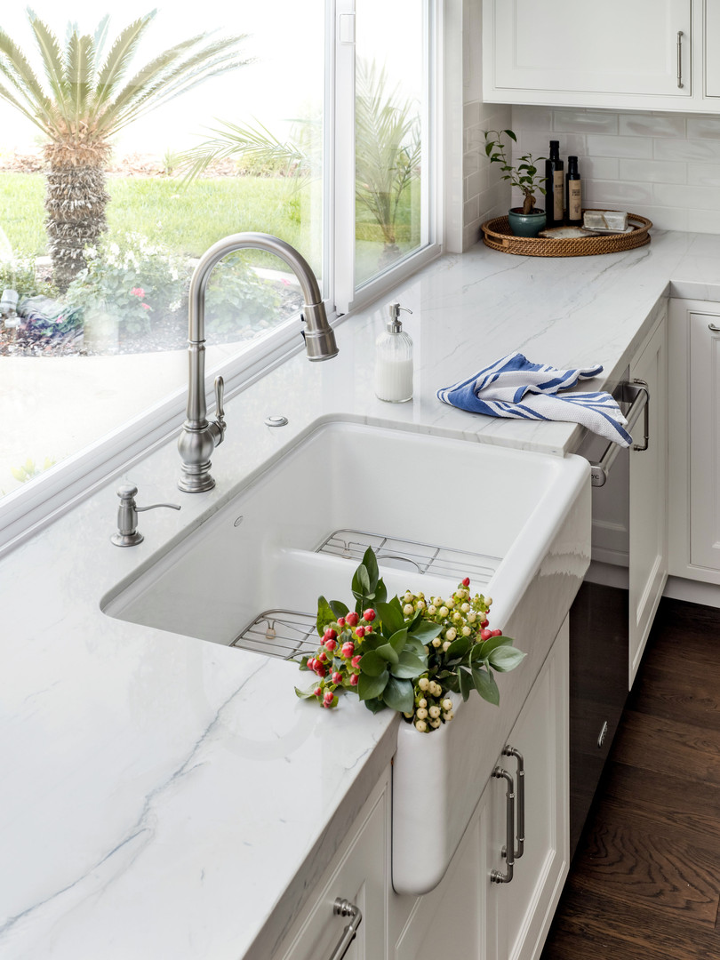 Classically Appointed: Kitchen Sink