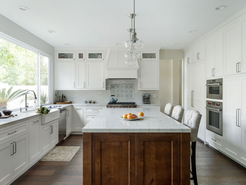Classically Appointed: Kitchen