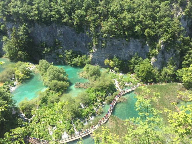 I Heart Hrvatska: Which Waterfalls? Croatia's Stunning National Parks