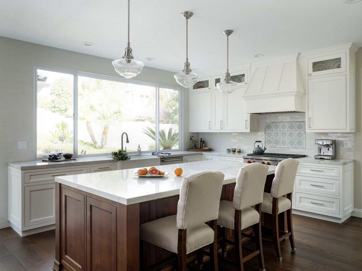 Classically Apoointed Kitchen