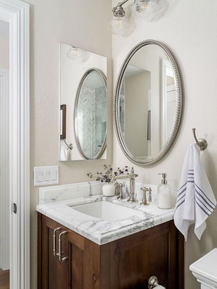 Classically Appointed: Powder Bath