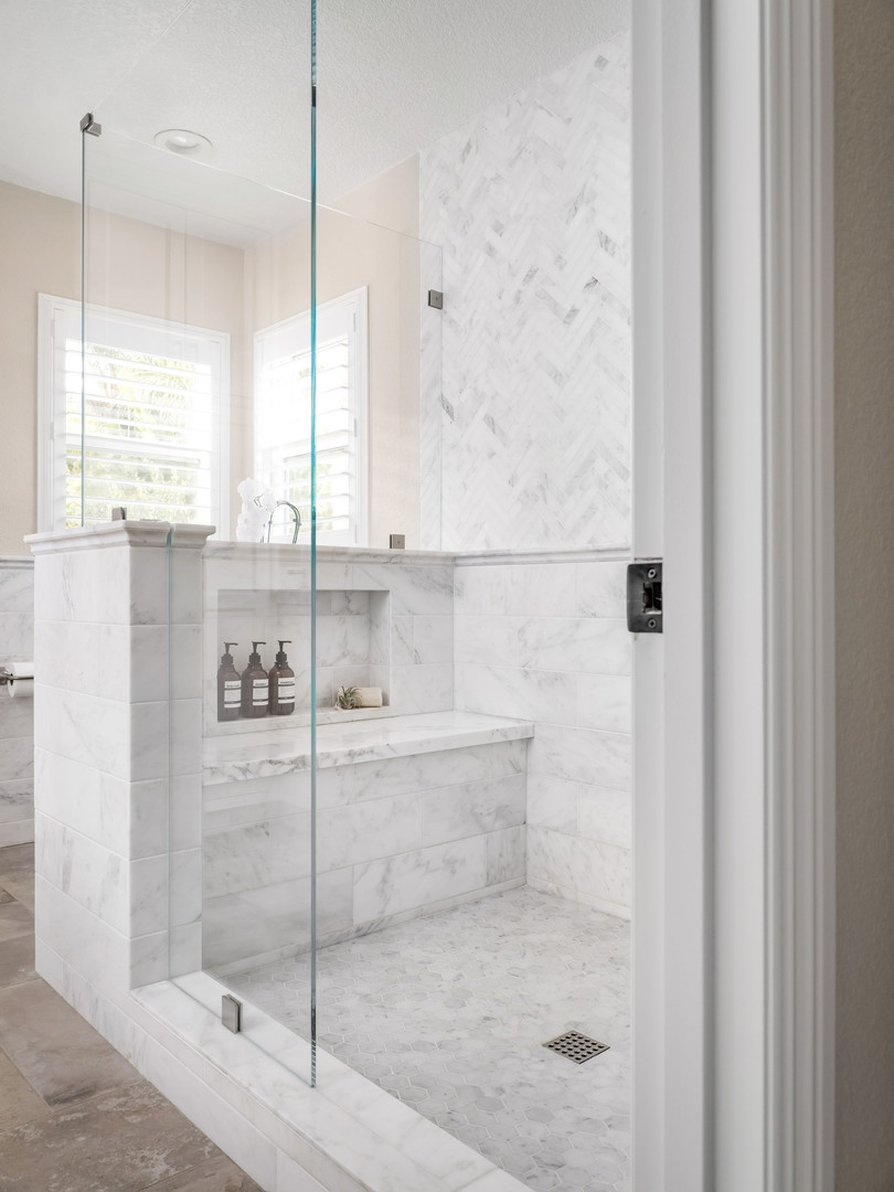 Classically Appointed: Main Bath