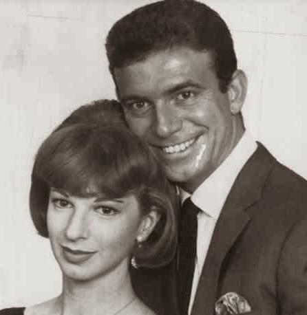 Judith Balaban and Tony Franciosa publicity shot