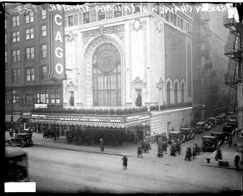 The Chicago Movie Theatre in Chicago