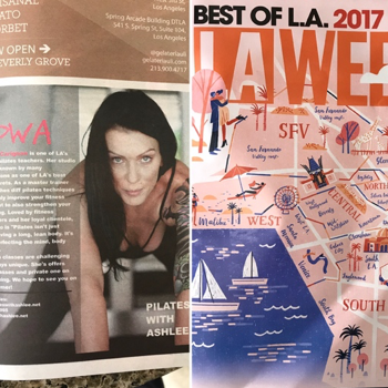 LA Weekly Feature!