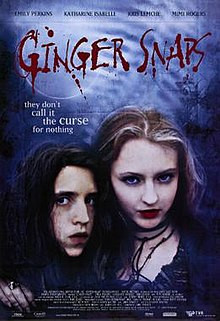 Halloween Moviefest - Movie #4 - Ginger Snaps