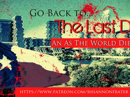 A New As The World Dies Novel