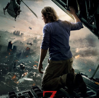 Halloween Moviefest 2020 – Movie #11 – World War Z