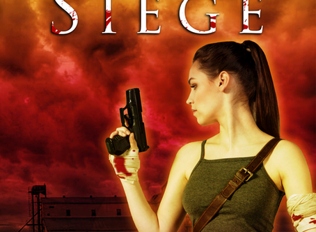Update on After Siege, As The World Dies, Book 4