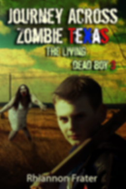 journey across zombie texas front cover