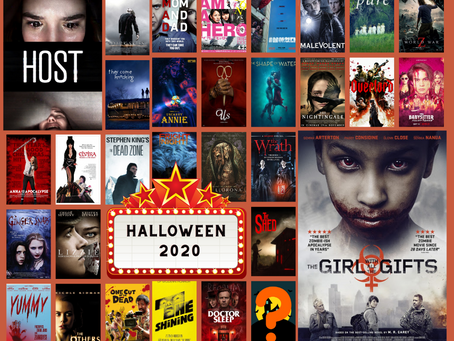 Halloween MovieFest 2020!