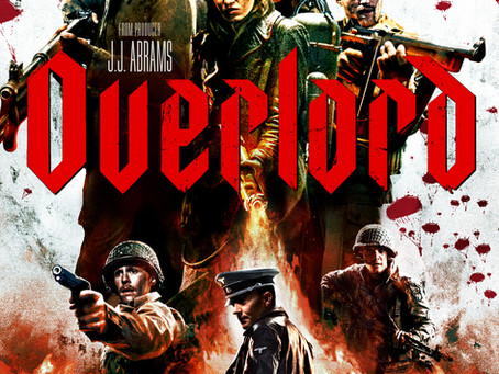 Halloween Moviefest – Movie #16 -Overlord