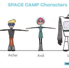 Character Size Chart