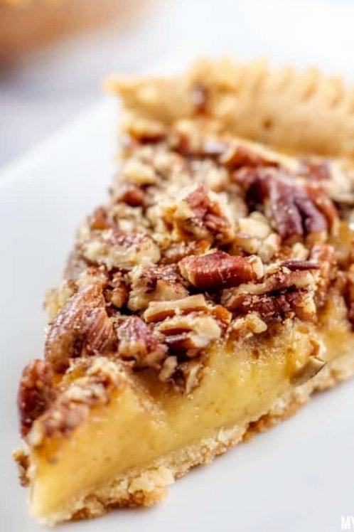Keto (sugar free and gluten free)Christmas pies