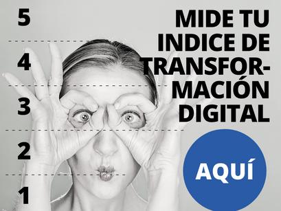 Mide el Indice de Transformación Digital (ITD)