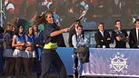 Видеосъемка МегаФон Dreamcup теннисный турнир