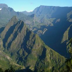 Mafate-Réunion