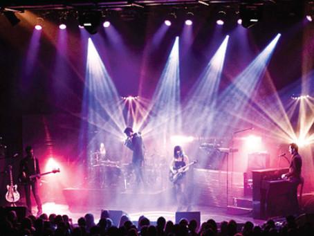 Soirée Concert au Rideau Rouge
