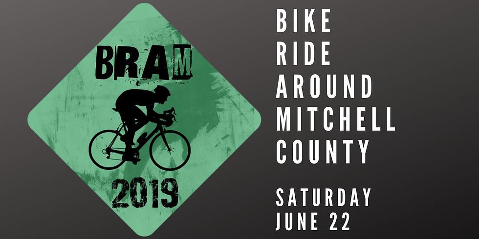 BRAM (Bike Ride Across Mitchell County)