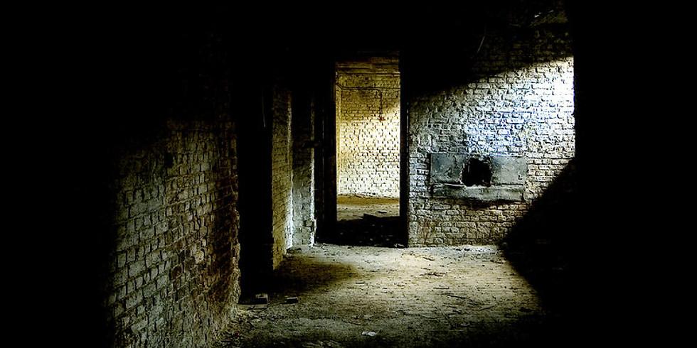 Limestone Basement - A Haunted Experience