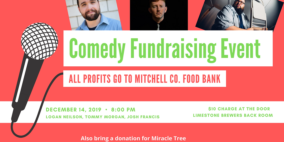 Comedy Fundraising Event