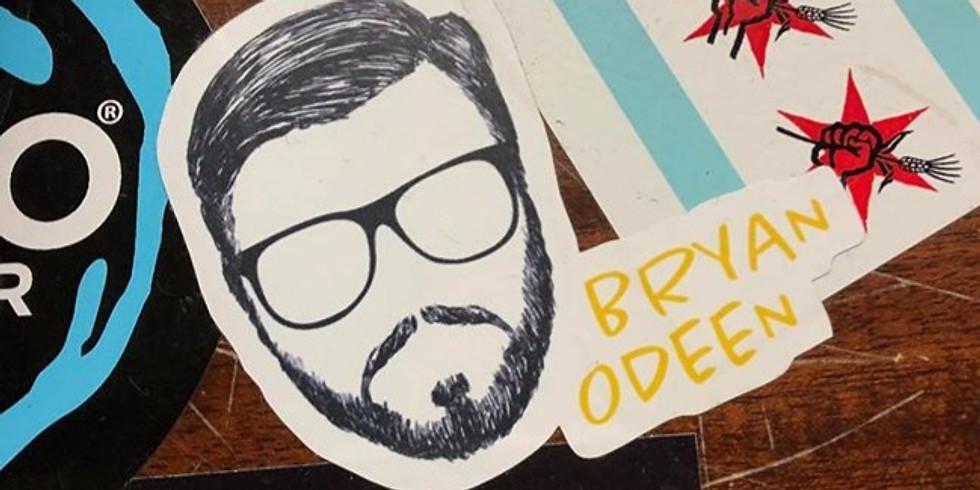 Bryan Odeen at Limestone Brewers
