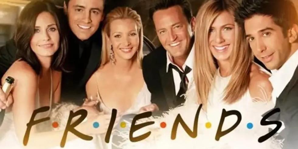 """""""Friends"""" Trivia Night"""