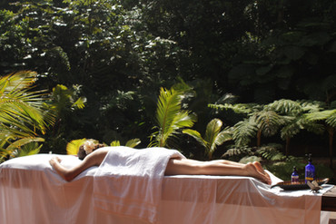Massages in the Rainforest