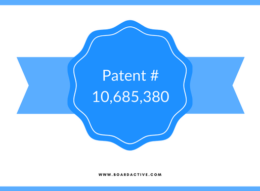 BoardActive Receives Another Patent
