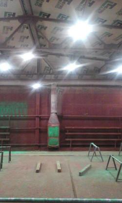 Взрывозащищенный LED светильник 40W