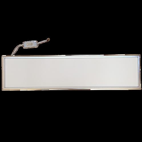 Светодиодная ультратонкая панель 36W, 2 700Лм, 1195*295*8