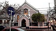Iglesia en Villa del Parque
