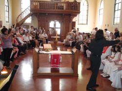 comunión 2012