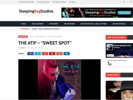"""The Atif – """"Sweet Spot"""" – Single Review"""