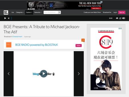 BGE Presents: A Tribute to Michael Jackson-The Atif