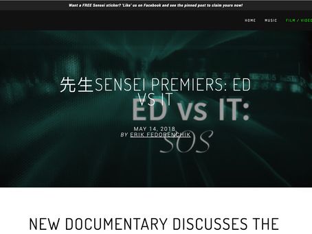 NEW DOCUMENTARY DISCUSSES THE ROLE OF EDUCATION IN OUR EVOLVING WORLD...