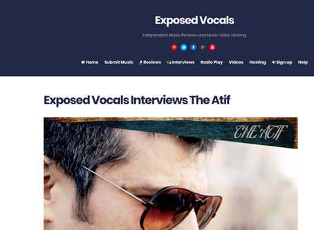 Exposed Vocals Interviews The Atif