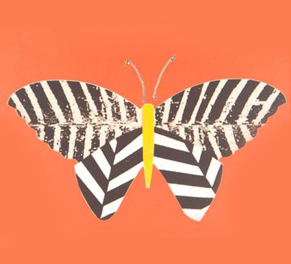 Zebra Striped Boxes