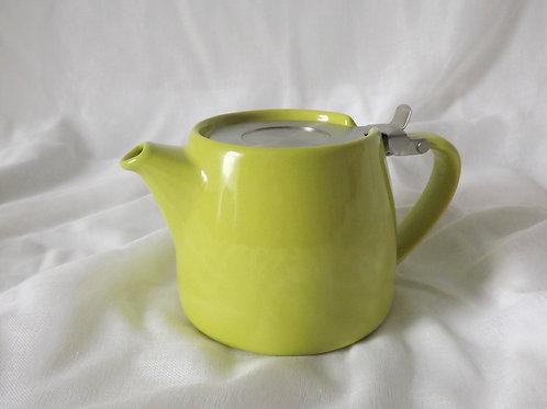 Lime Teapot
