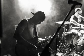 Ramon Miles live - Club Wakuum Graz