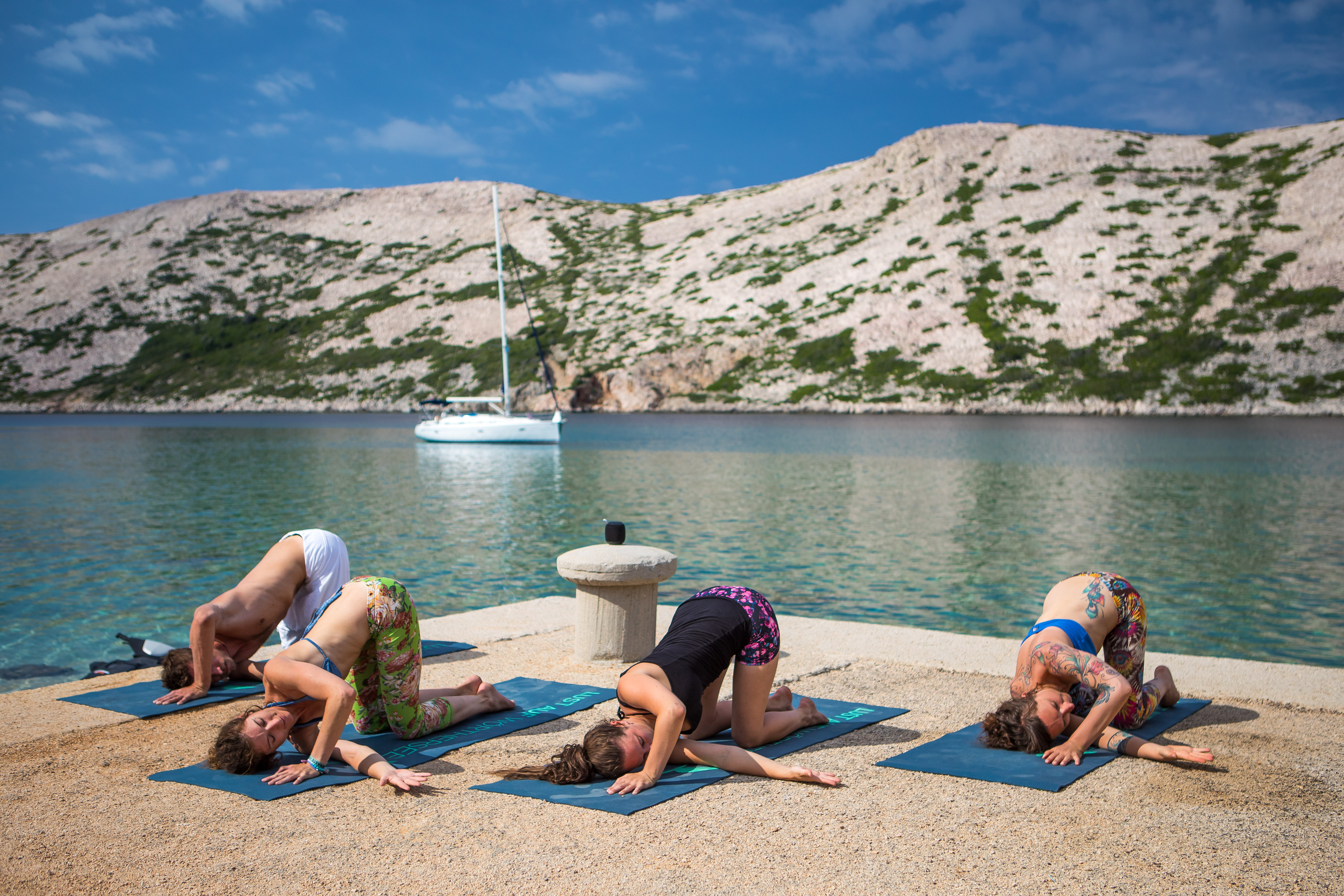 Blue Water Yoga