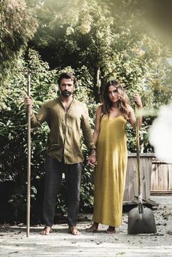 Adam & Eva für GARTEN EDER